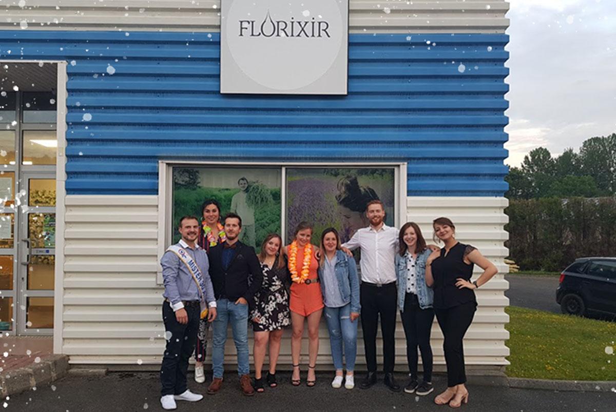 L'équipe FLORIXIR